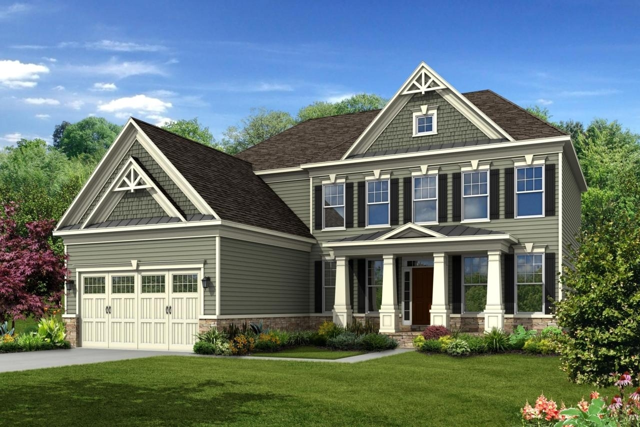 Augustine homes for Madison home builders house plans